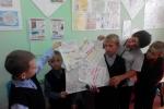 В школе прошёл Всероссийский экоурок о сохранении лесов.