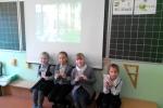 В школе прошёл Всероссийский экоурок  «Лес и климат».